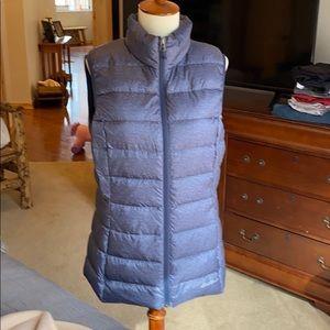 Eddie Bauer EB650 down vest